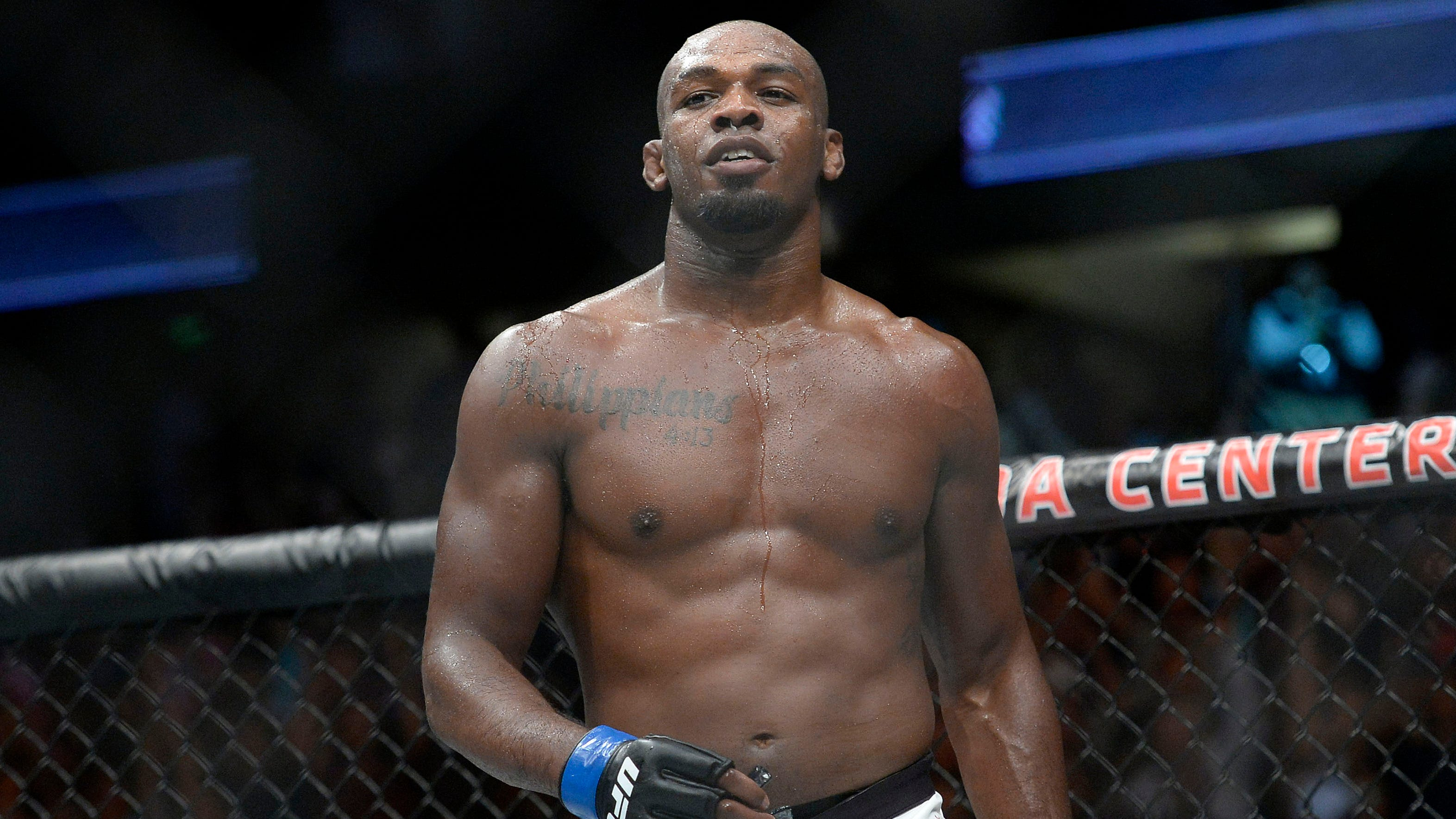 UFC champ Jon Jones has residual steroid metabolite in system