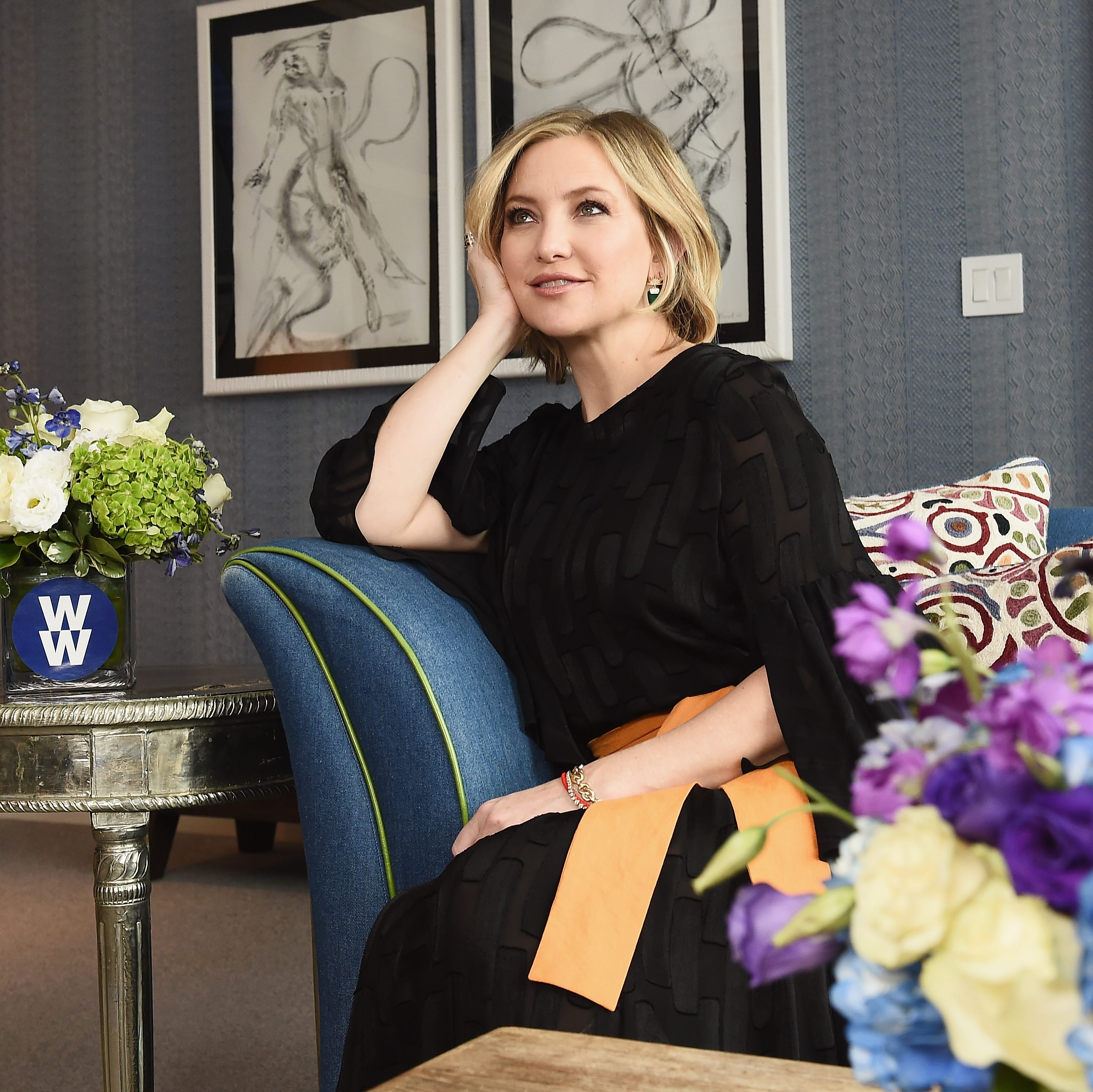 Kate Hudson opens up about breastfeeding