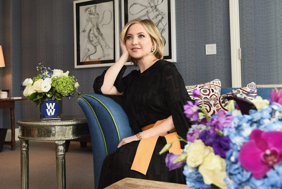 Kate Hudson is the new global ambassador for WW and opened up on Today about her third child and the challenges of breastfeeding.