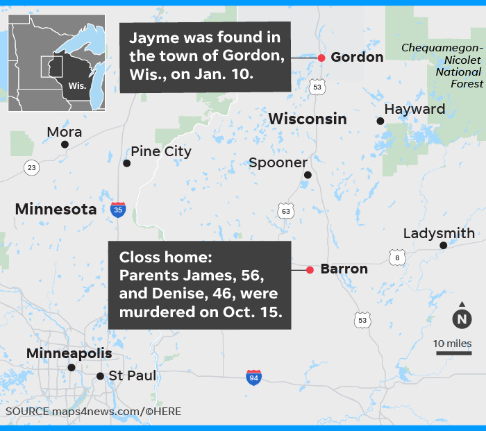 Jayme Closs What We Know About The Barron Wisconsin Teen