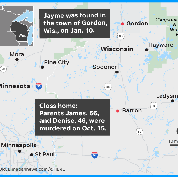 Replay: Police give update on Jayme Closs, missing Wisconsin teen found
