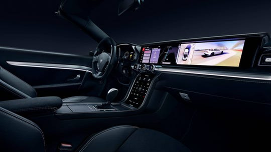 Connected driving and in-vehicle infotainment shown off in Harman Digital Cockpit