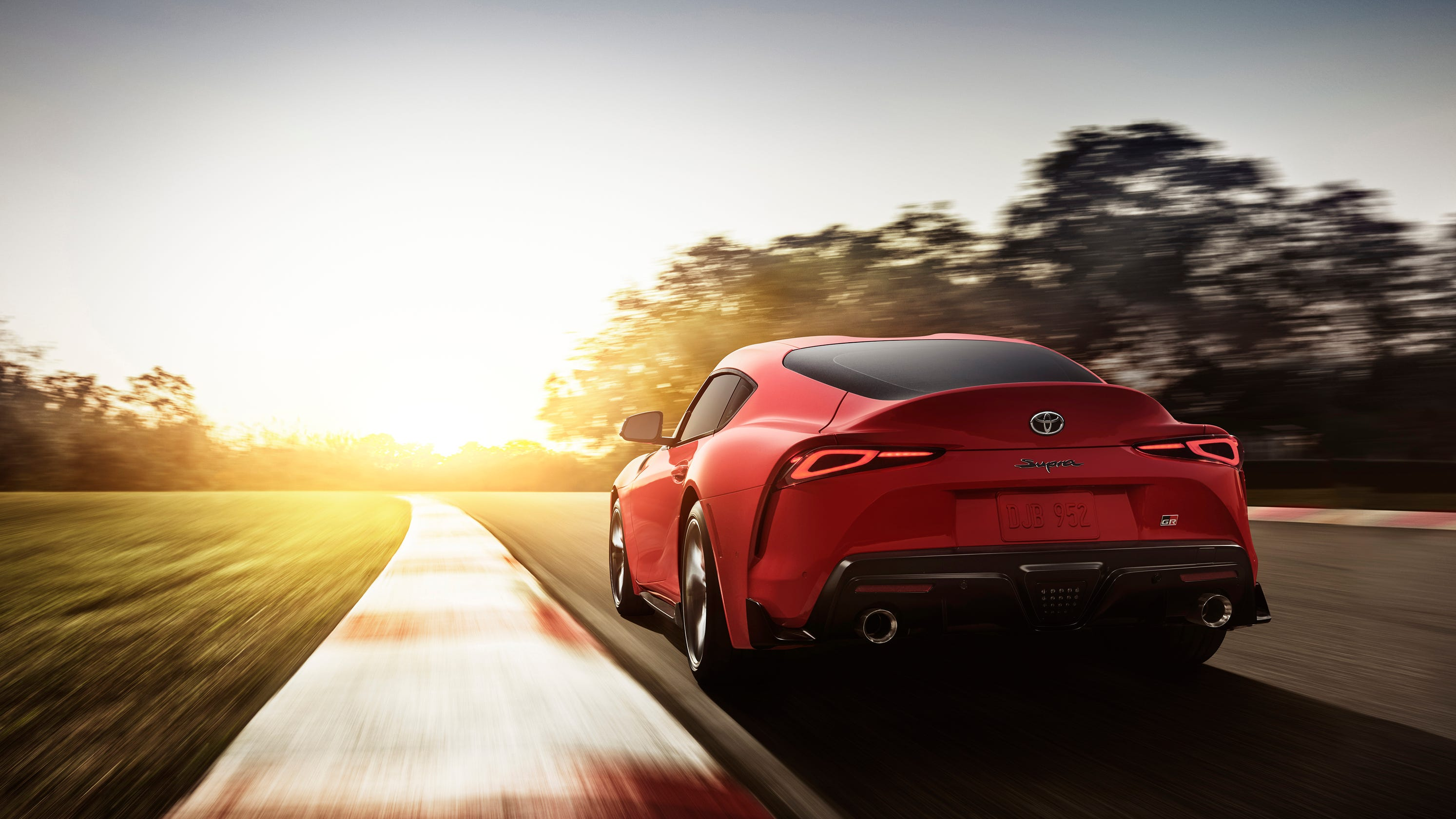 Toyota Pay Bill >> Toyota Supra debuts at Detroit auto show: 2020 sports car ...