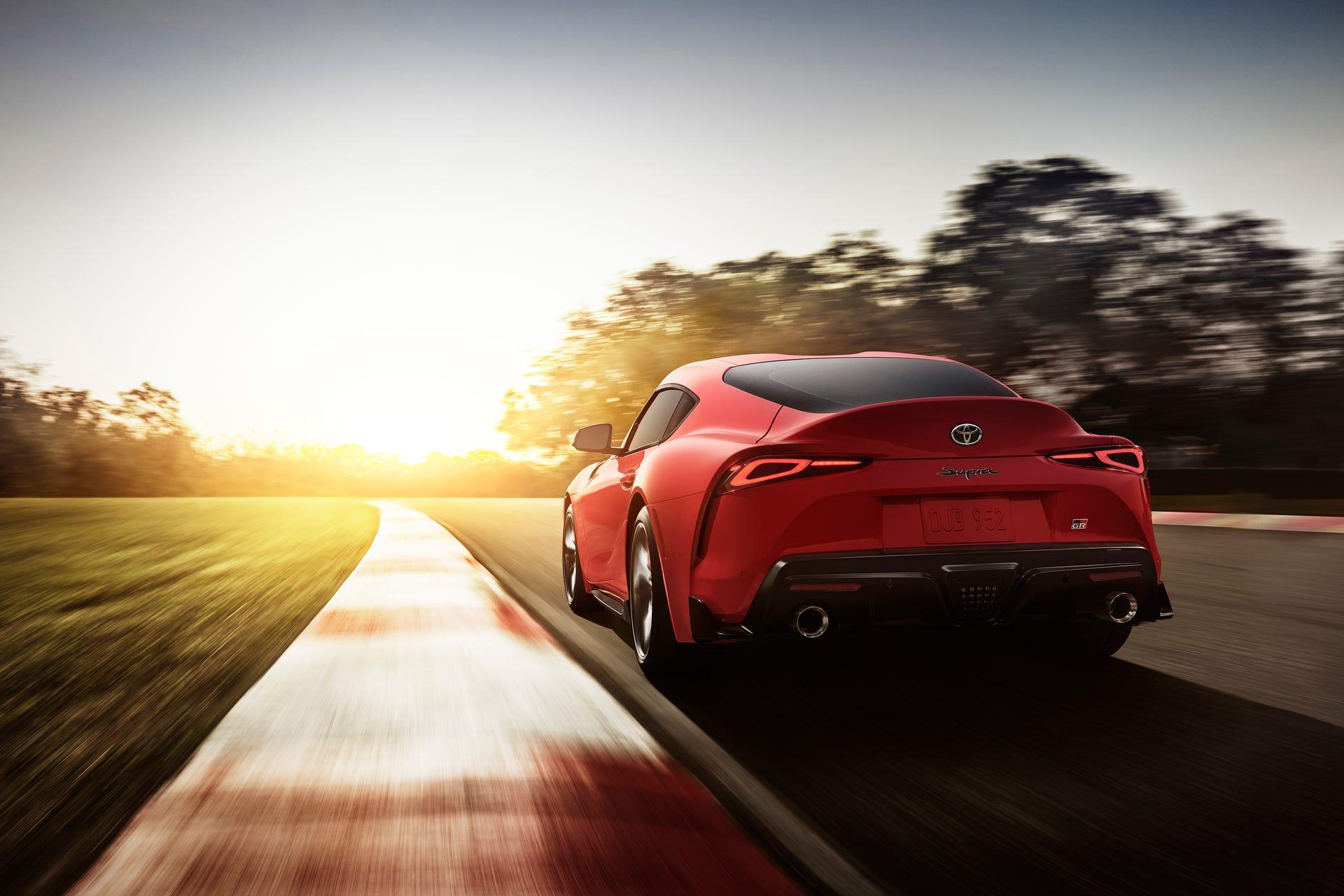 2020 Detroit Auto Show Debuts.Toyota Supra Debuts At Detroit Auto Show 2020 Sports Car