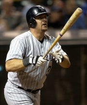 Larry Walker is one of 19 players in baseball history in the exclusive 300/400/500 club.