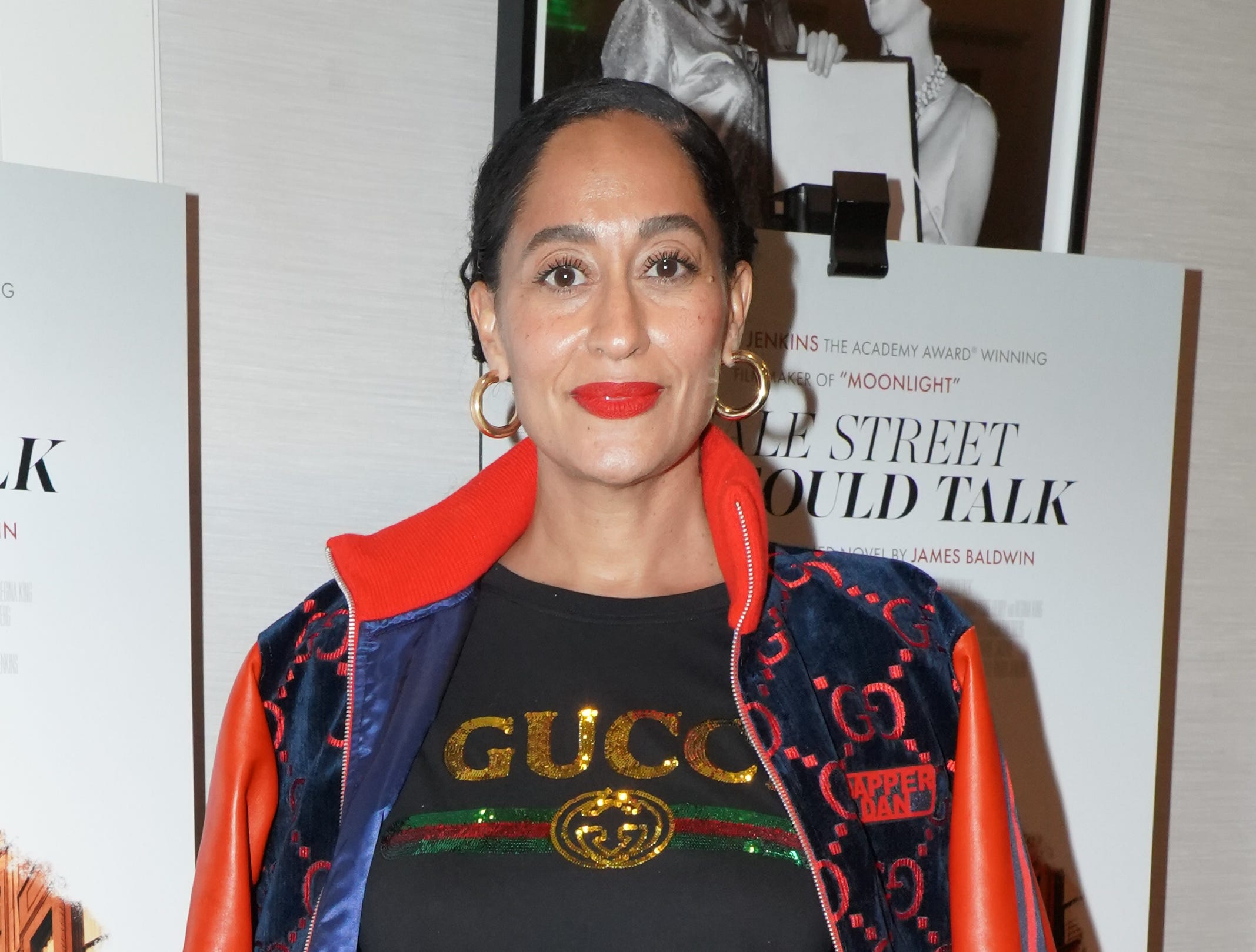 WEST HOLLYWOOD, CALIFORNIA - JANUARY 08: Tracee Ellis Ross attends a screening of 'If Beale Street Could Talk' at The London Hotel on January 08, 2019 in West Hollywood, California. (Photo by Rachel Luna/Getty Images) ORG XMIT: 775278674 ORIG FILE ID: 1091670236