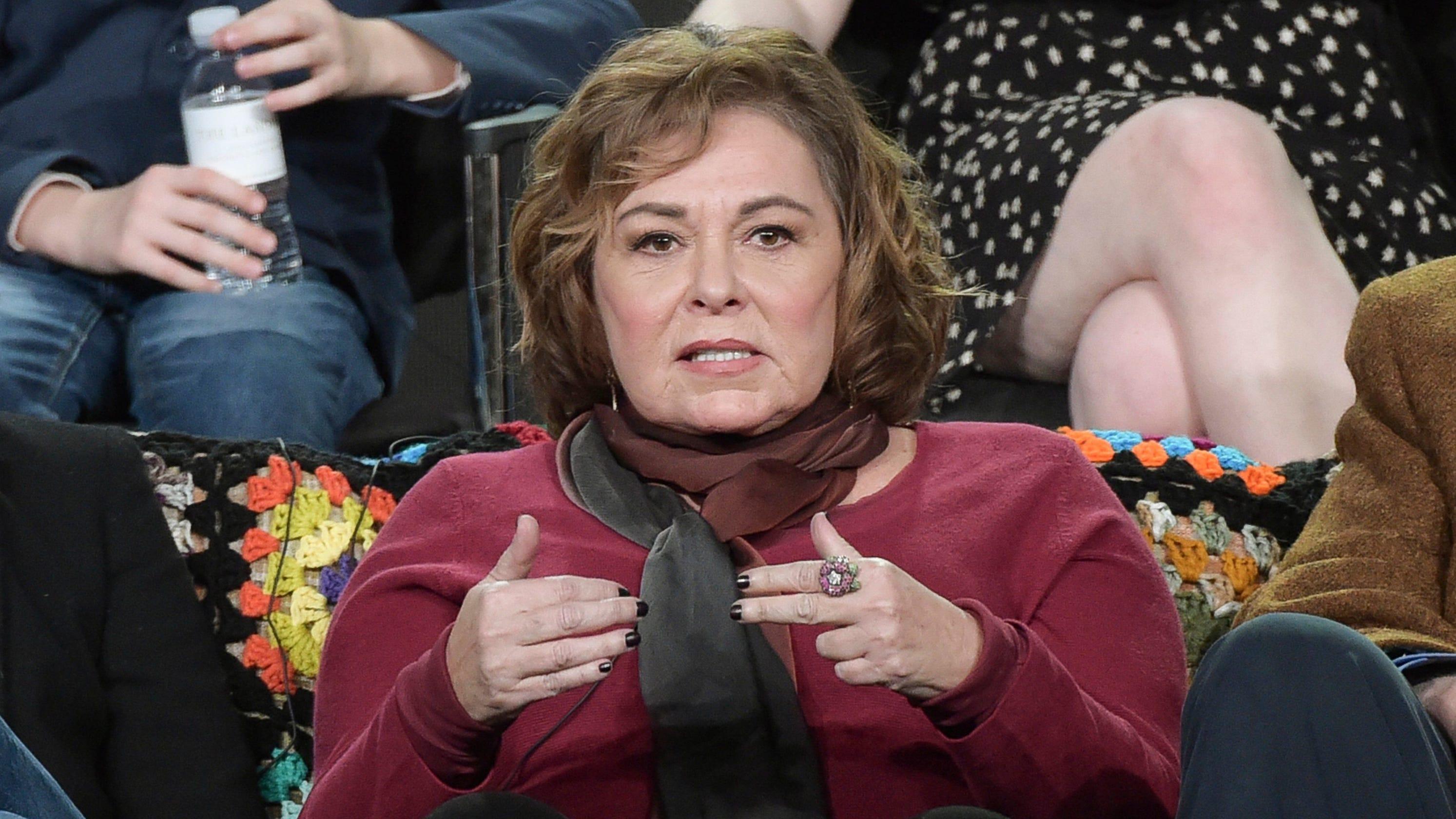 Roseanne Barr tells 'Jerusalem Post' she blames 'antisemitism' at ABC for her firing