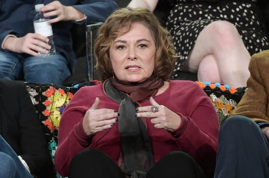 Roseanne Barr lashed out at #MeToo, Kamala Harris and Christine Ford when she sat down with Candace Owens.