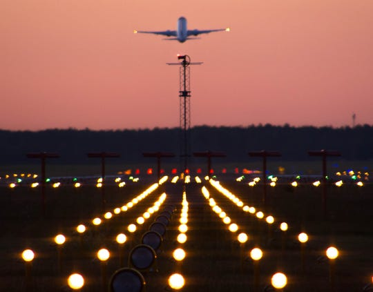 Pilots know how to read lights on runways, air traffic control towers and other aircraft.