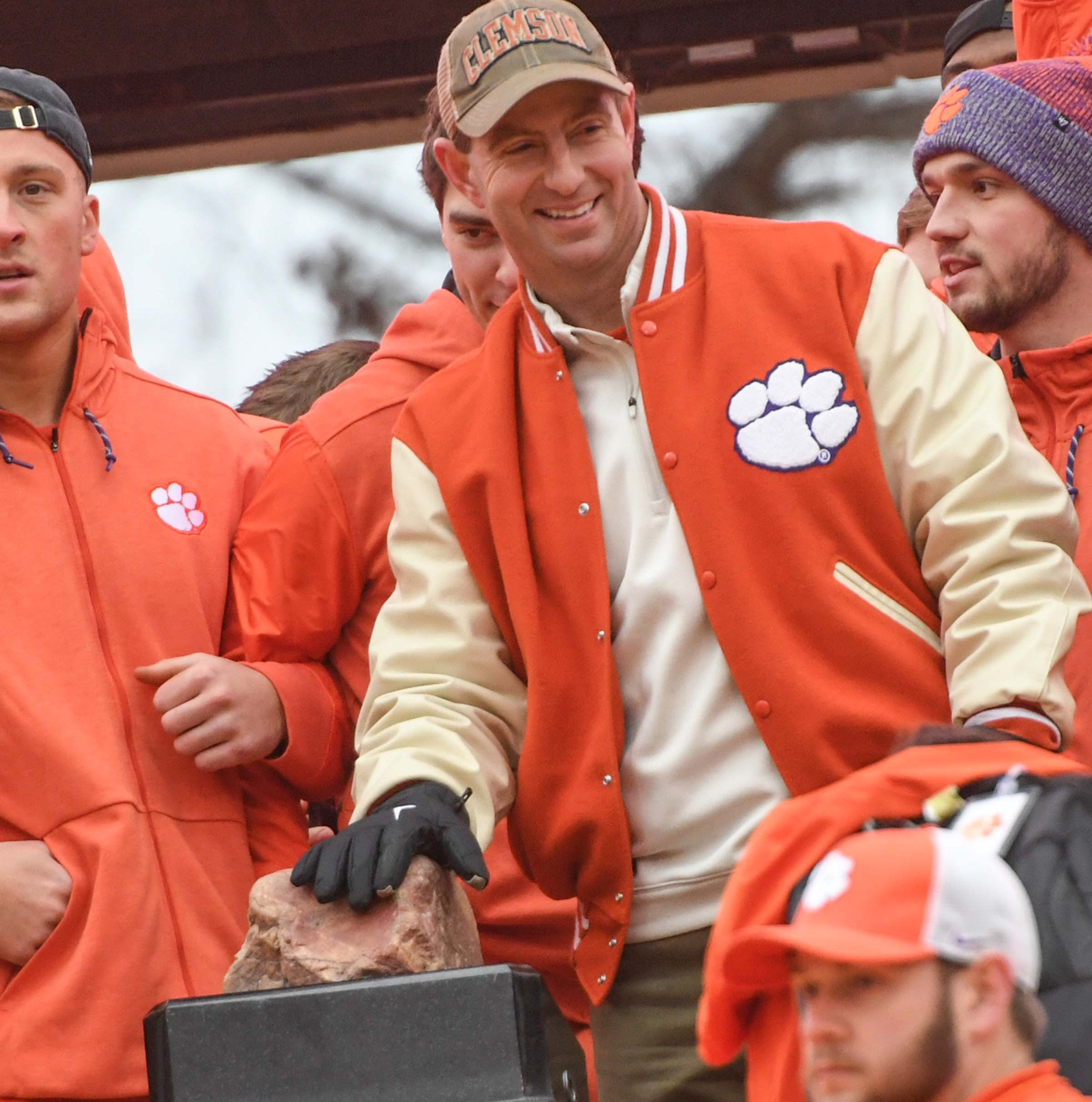 Clemson's 2019 football schedule should provide some early challenges