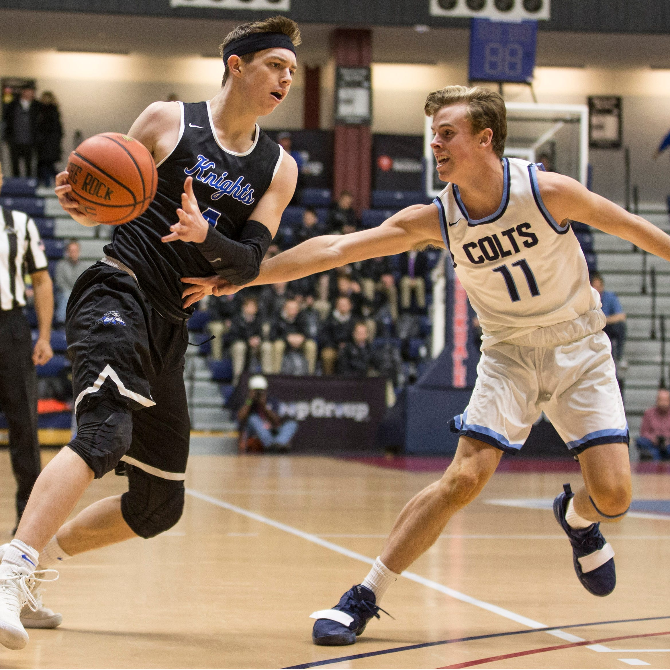 NJ Boys Basketball: Courier News All-Area Teams