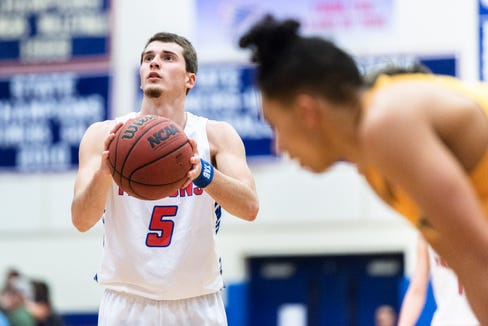 West Henderson defeated North Buncombe 72-60 on Friday night.