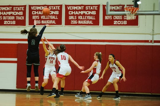 CVU's depth goes more than 10 players, a valued commodity for an relenting defensive approach.