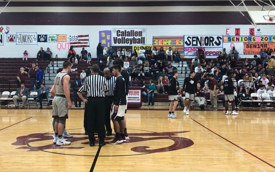 Flour Bluff defeated Calallen 78-51.