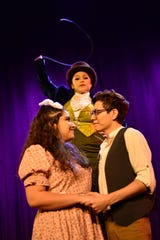 The Fantasticks will run from Jan. 18 to Feb. 10 every weekend at the Harbor Playhouse in downtown Corpus Christi.