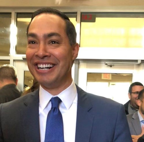 As Trump visits Texas, 2020 contender Julian Castro plans counter rally in San Antonio