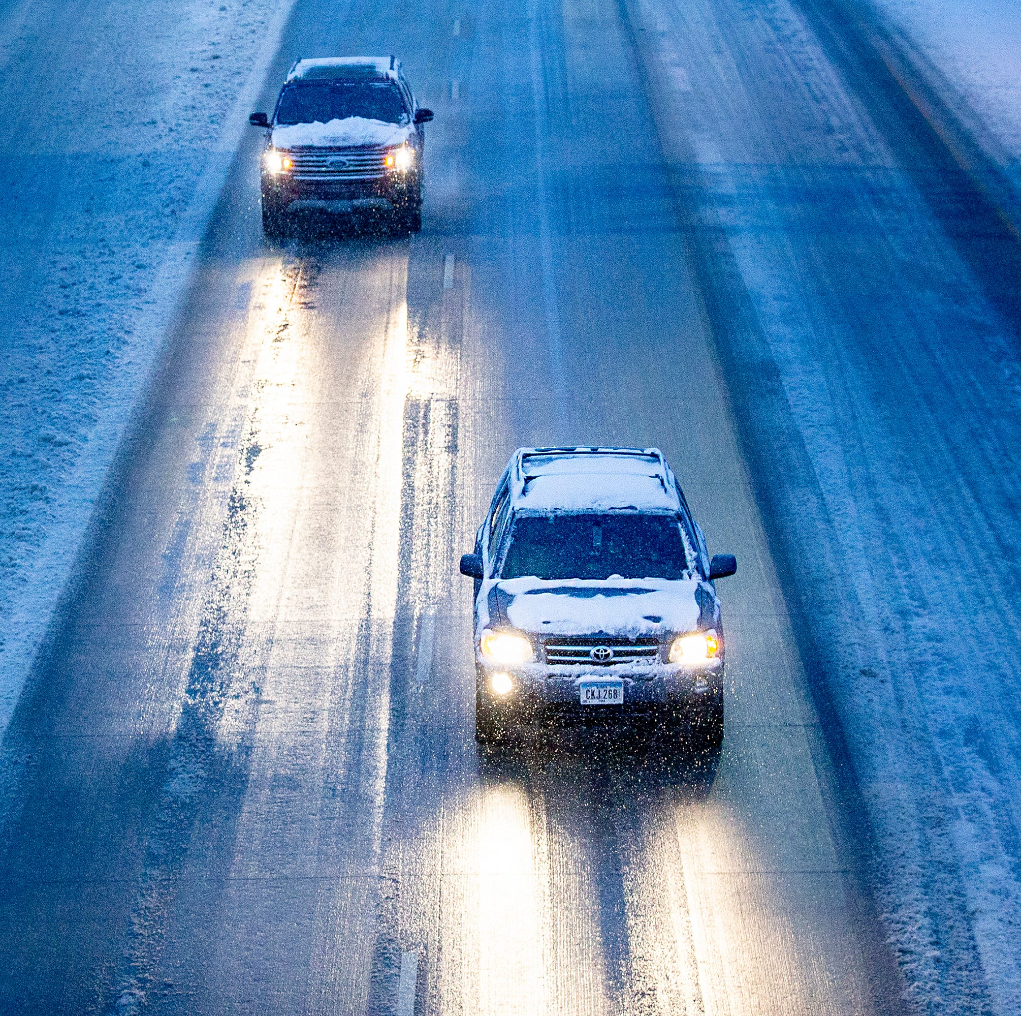 Iowa weather: Heavy snow and 'frostbite' temperatures forecast for the weekend