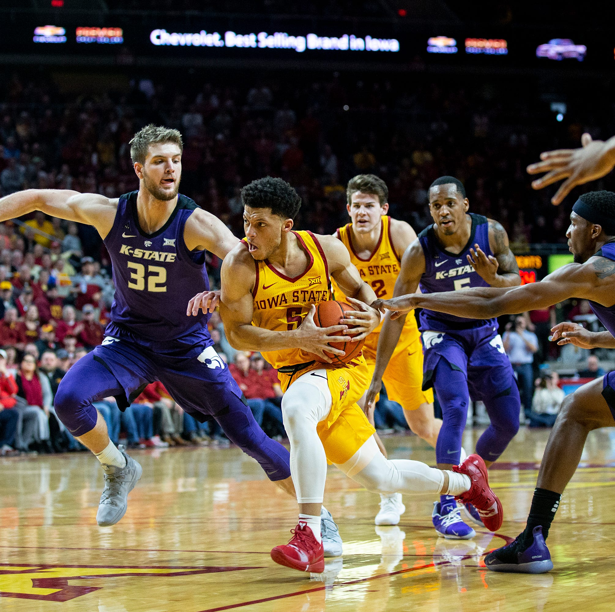 Wigginton will return to Iowa State starting lineup, but will it be Saturday?