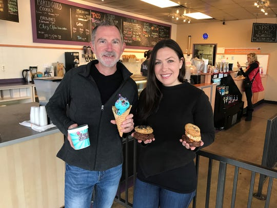 Treat Dreams pairs with D'vine Cookies for new Ferndale dessert shop