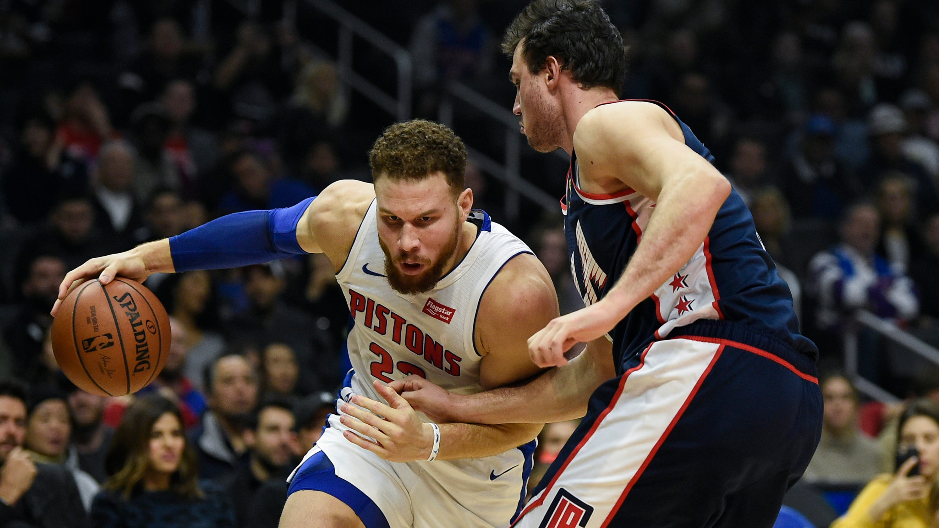 Detroit Pistons  Blake Griffin has no time for Clippers owner pregame 1c93d1f4a