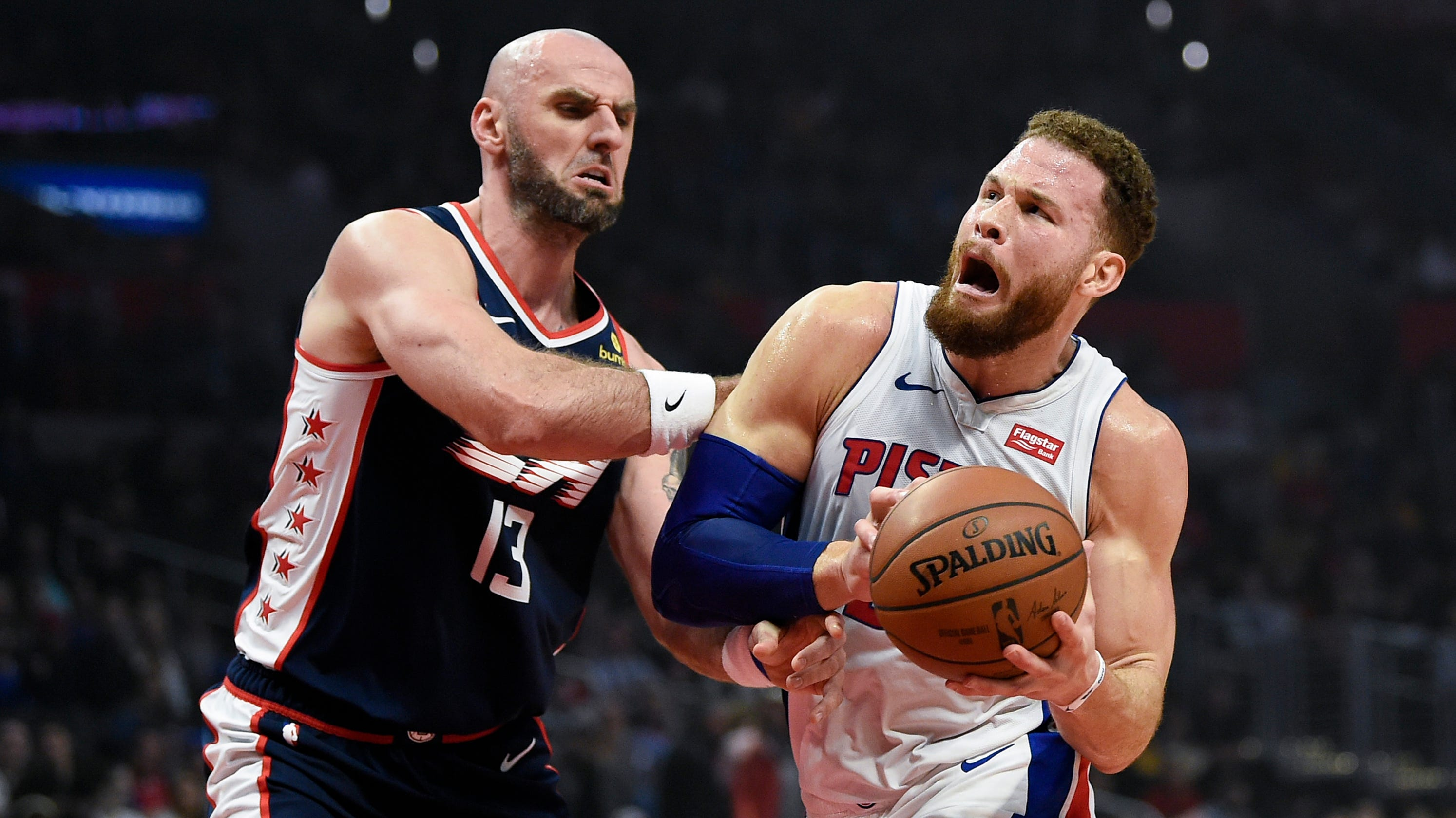Blake Griffin inspires Detroit Pistons past Clippers 109-104 53efc7938