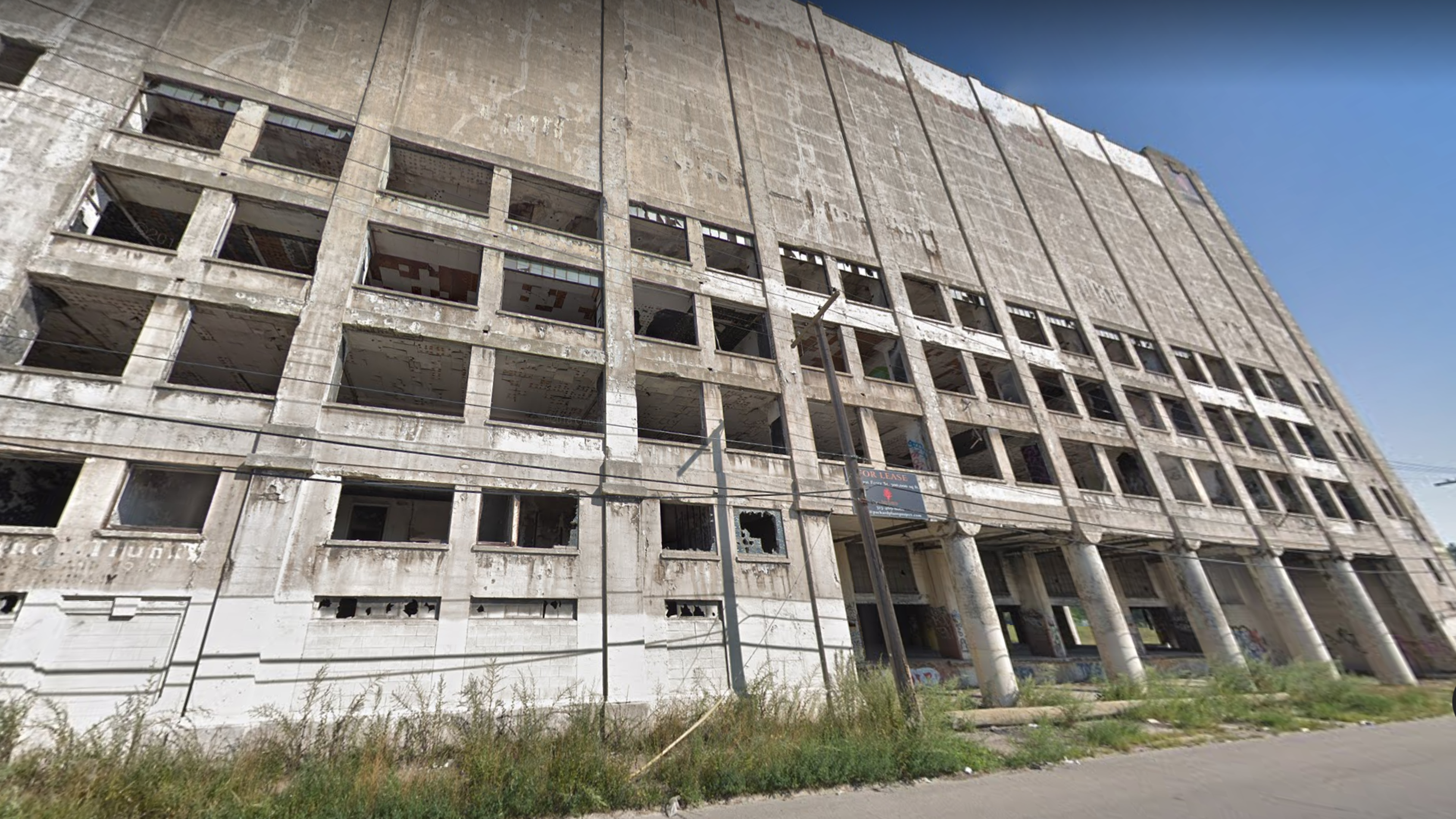 Fatal hide-and-seek accident not at Packard plant