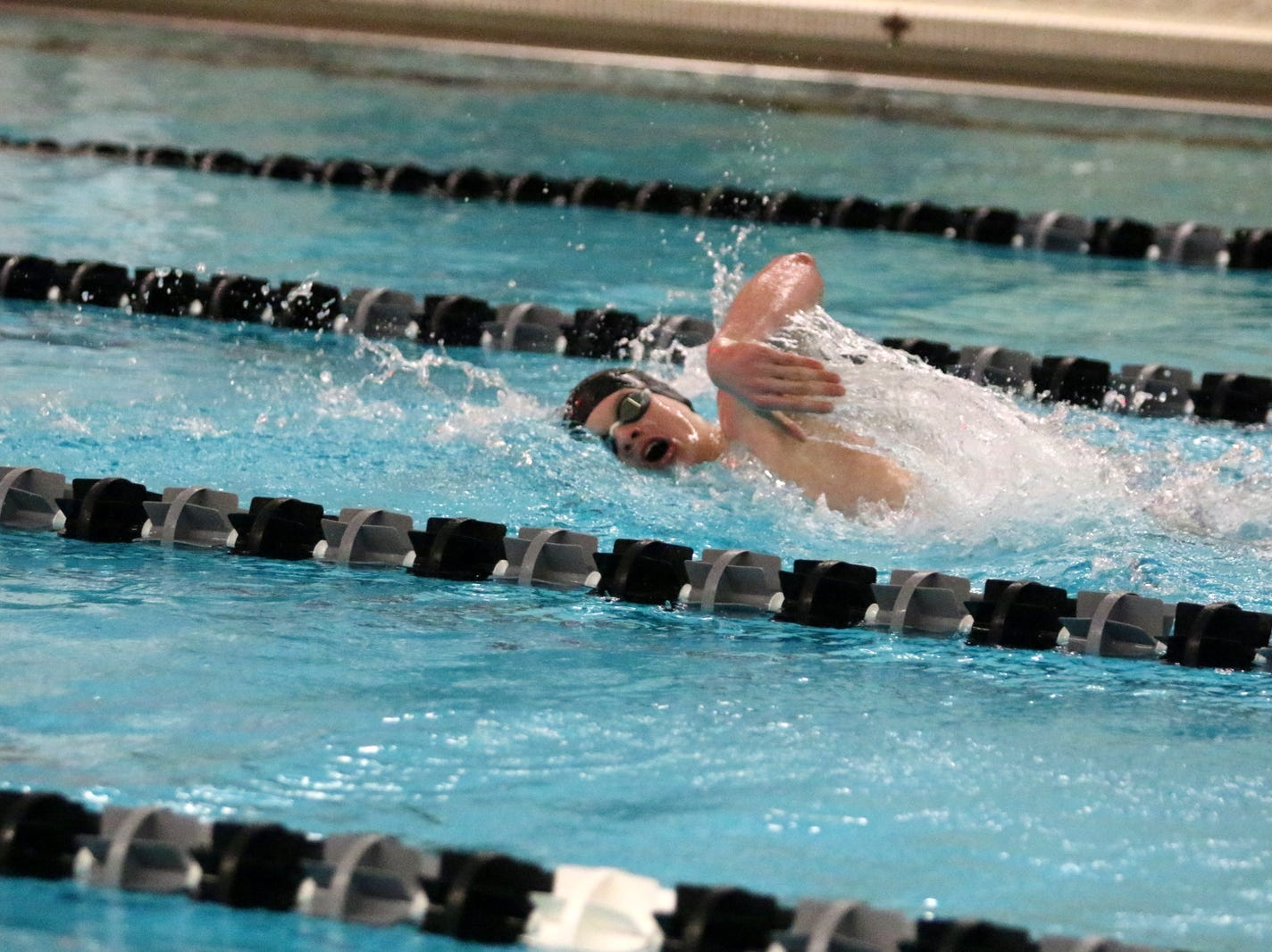 Corning was a 102-83 winner over Horseheads in boys swimming & diving Jan. 11, 2019 at Corning-Painted Post High School.