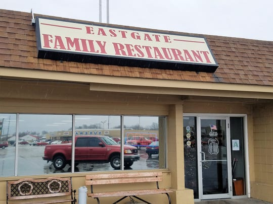 Eastgate Family Restaurant is located, appropriately, in the Eastgate shopping center in Henderson.