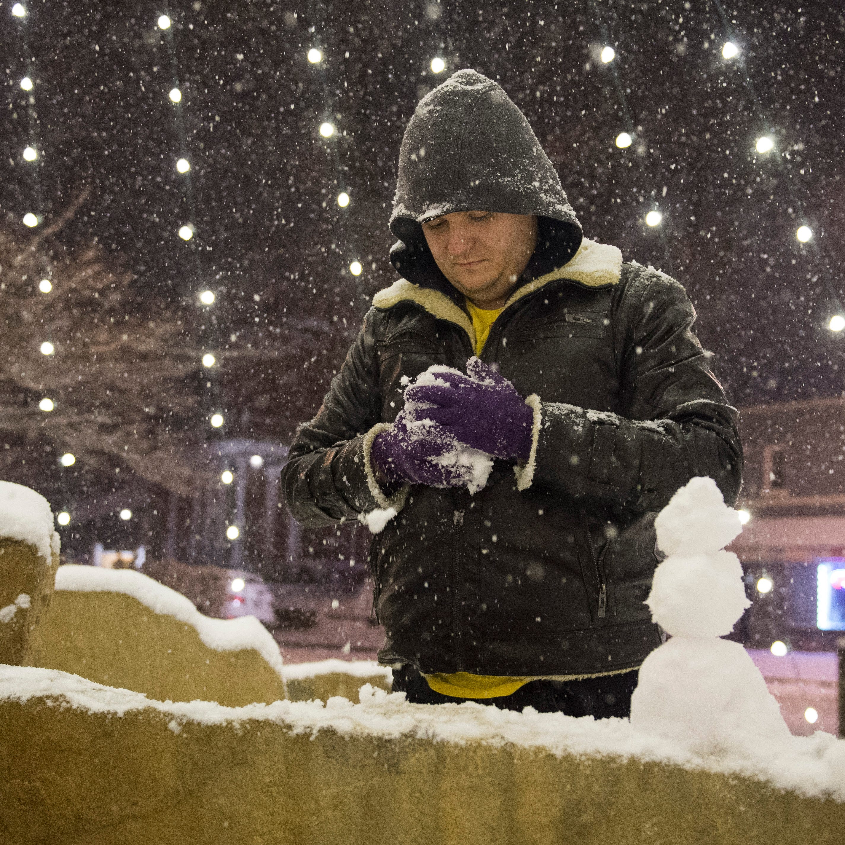 Live Updates: Winter Storm Gia brings snow to Evansville, Tri-State