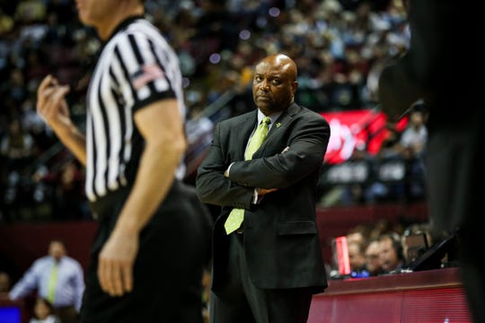 Florida State head coach Leonard Hamilton has led the Seminoles to a 36-2 home record over the past 3 seasons.