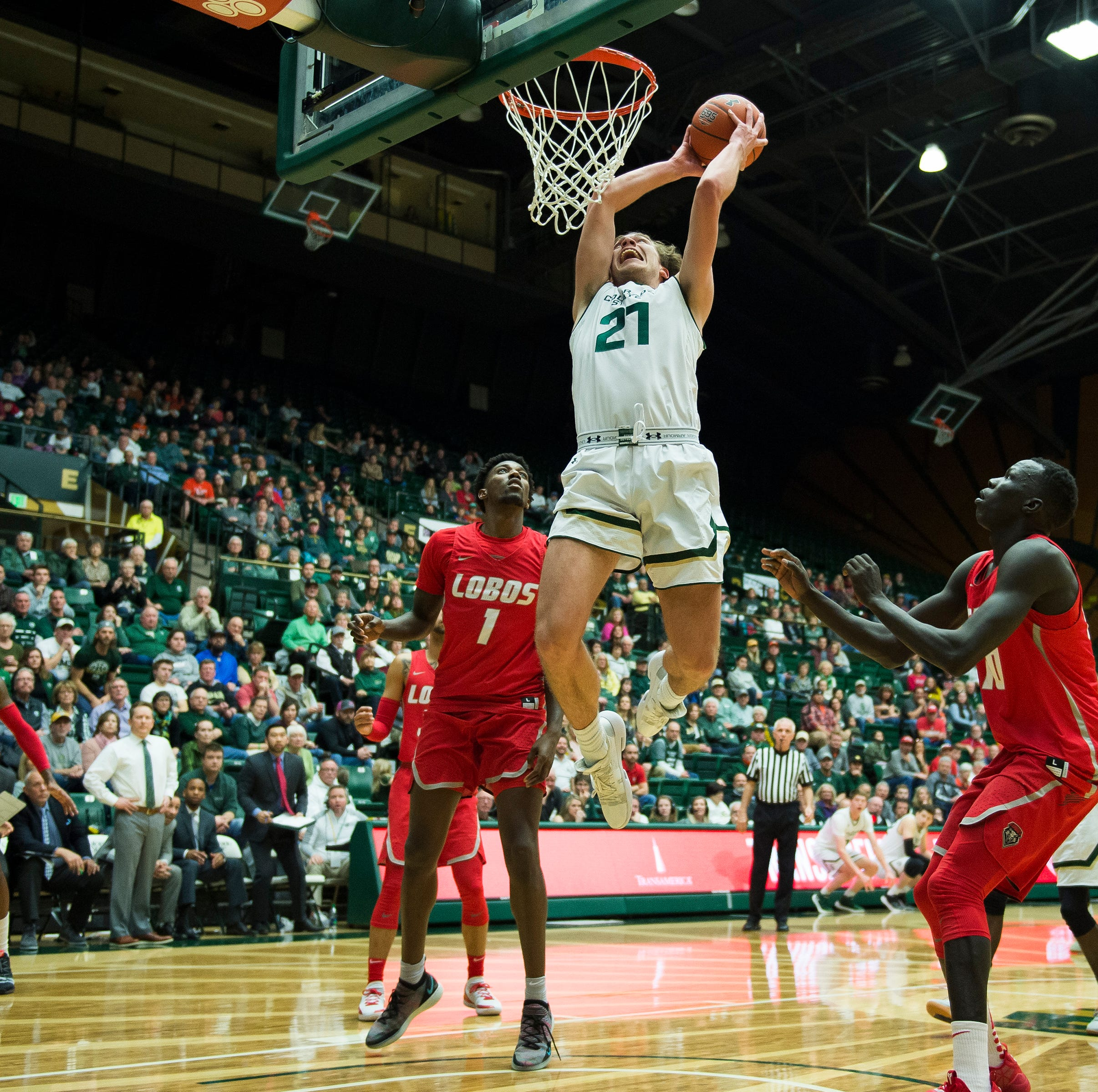 Takeaways from Colorado State basketball's win over New Mexico