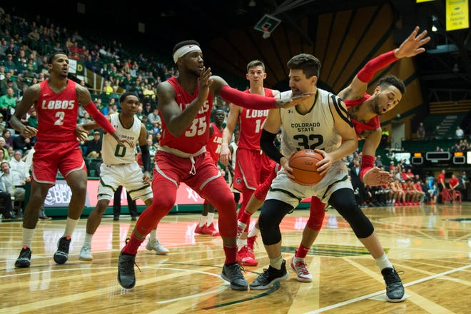 CSU's Nico Carvacho has earned the Mountain West Player of the Week award for the first time in his career after helping lead the Rams to wins over Air Force and New Mexico.