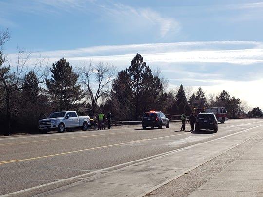 Fort Collins man ID'd as victim of fatal crash Taft Hill Road