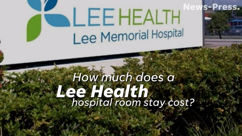 Video: How much does a Lee Health hospital room stay cost?