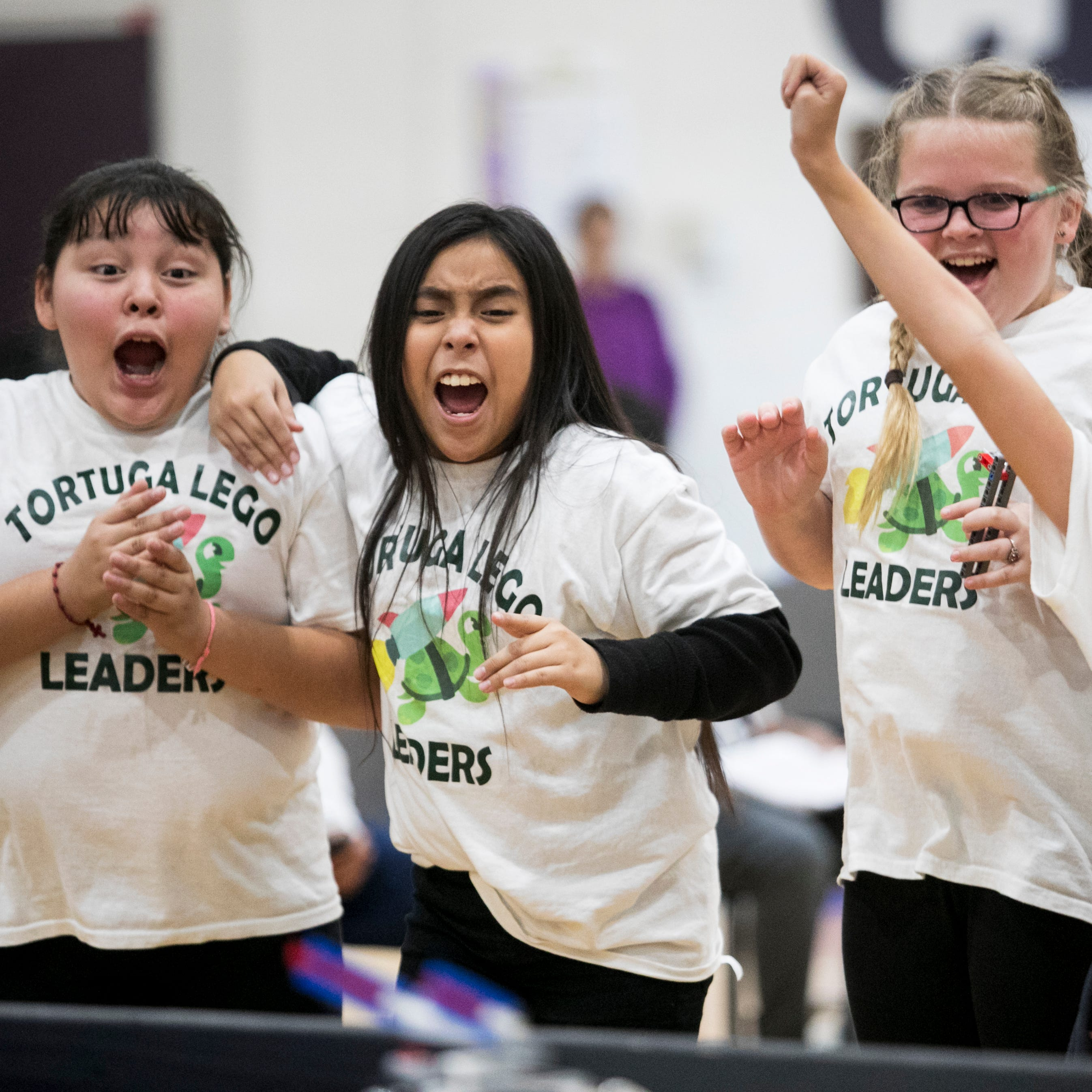 LEGO robotics competition fuels kids passions at Cypress Lake Middle School