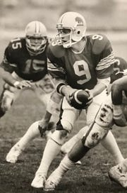 Bob Connors led the Glasgow Scotties to the State A football championship in 1980 and then played for the Montana Grizzlies.