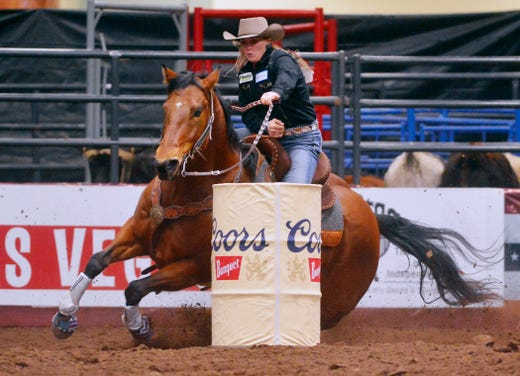 Saddle Bronc Star Chase Brooks Ready To Flash Nfr Form In