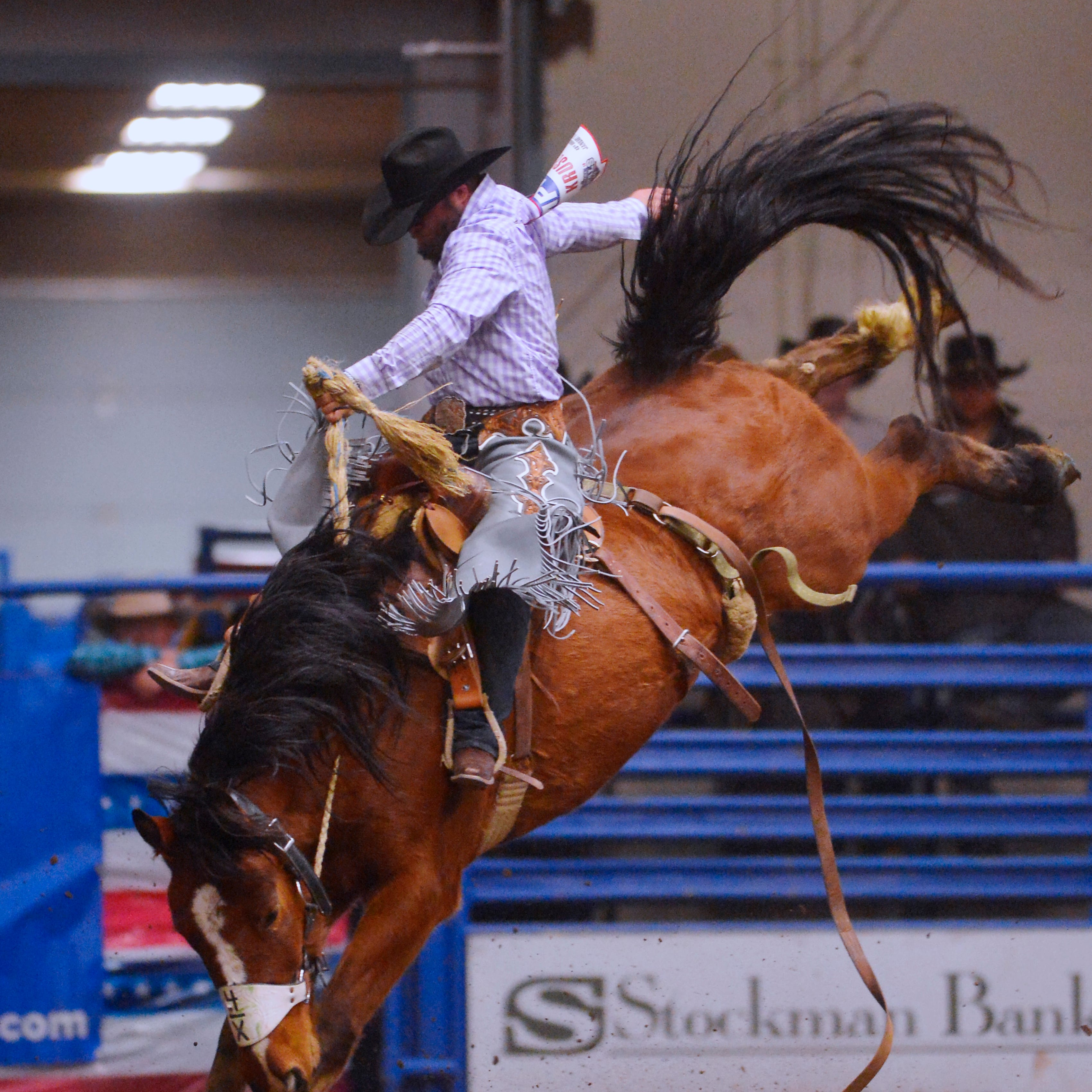 Kruse, Hollenbeck, Breding ride off with rodeo titles