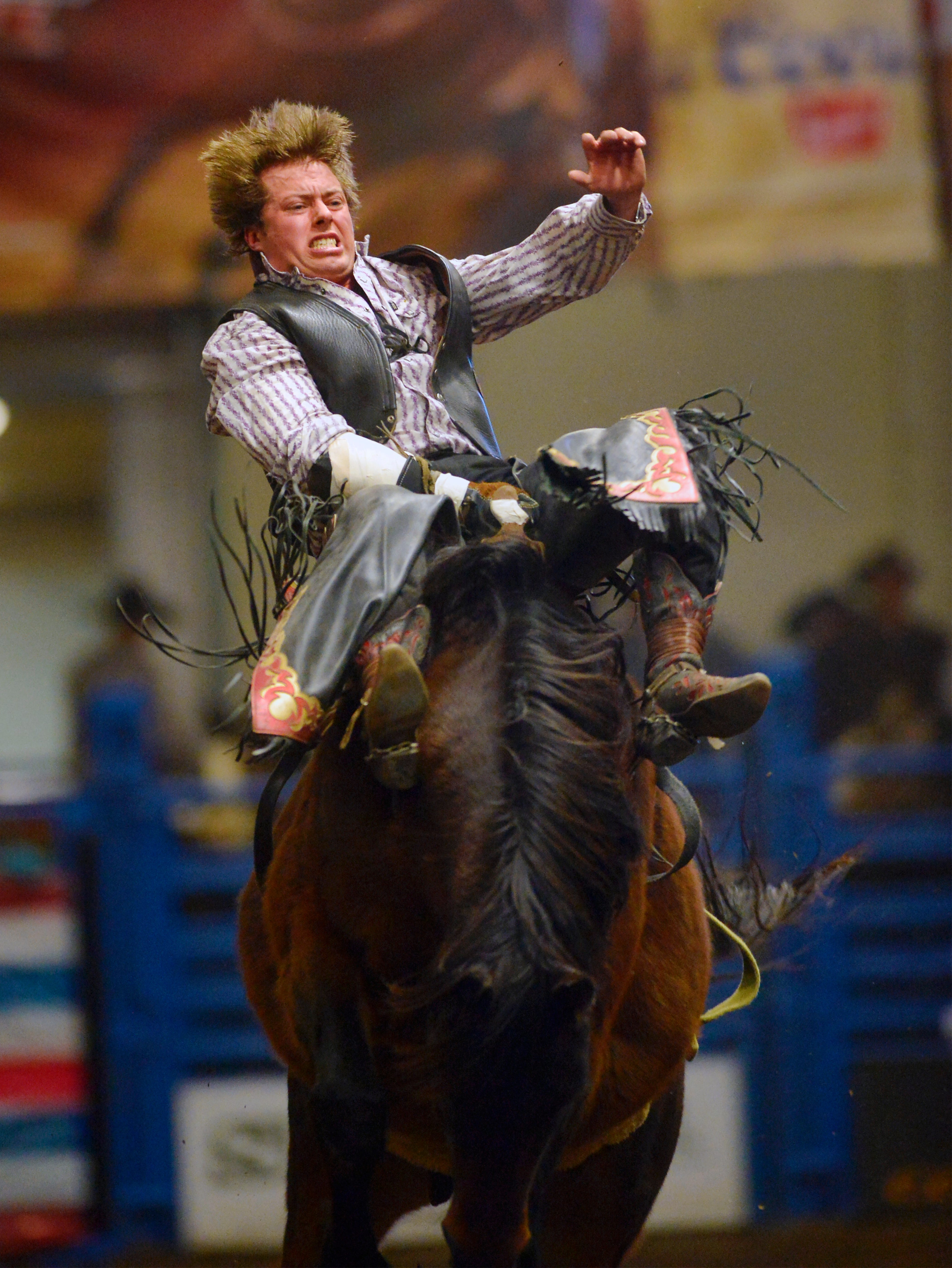 Nfr Stars Shine As Montana Pro Rodeo Circuit Finals Gets