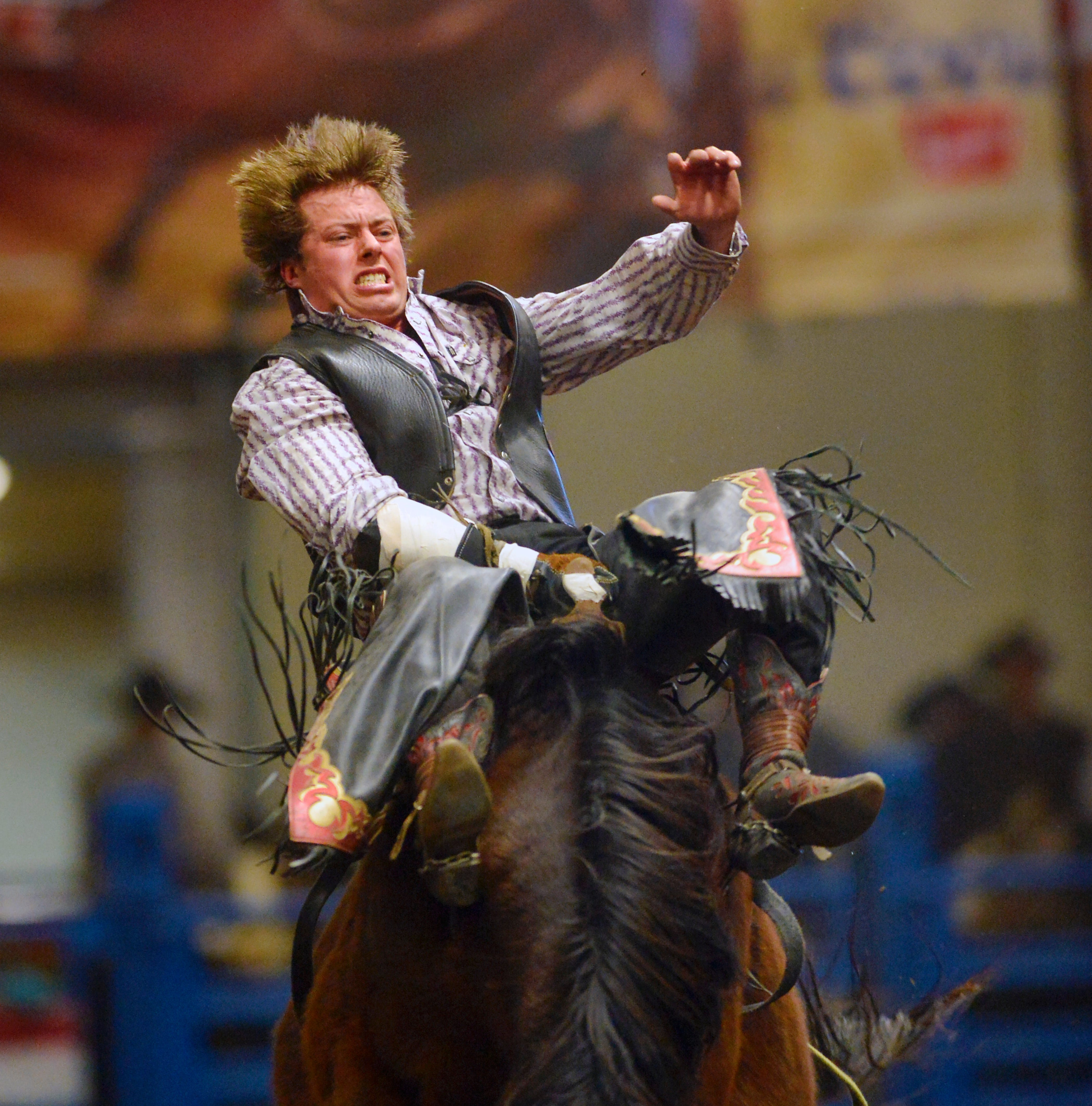 NFR stars shine as Circuit Finals gets underway