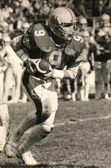 Bob Connors of Glasgow played quarterback for the Montana Grizzlies in the early 1980s.