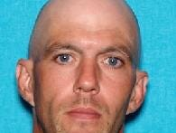 Jonathan Robert Pearson, 38, is wanted by TBI and WCSO in connection to the death of an inmate in Washington County in December. He is charged with one count of aggravated assault resulting in death and one count of conspiracy to commit aggravated assault resulting in death.
