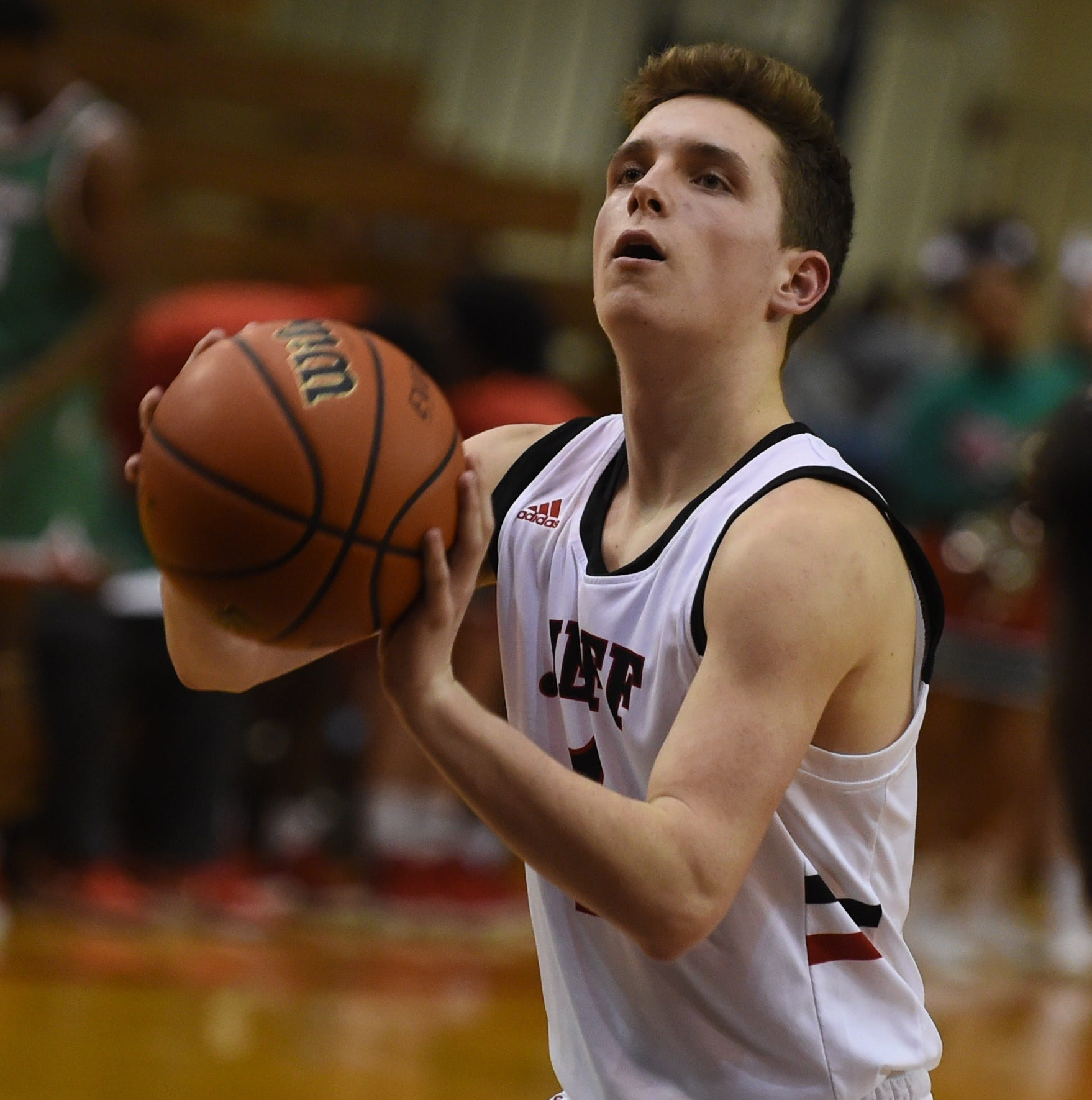 Avery Beaver's 31 help Lafayette Jeff reach 20-year scoring high against Marion