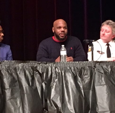Community conversation: Diverse opinions arise over relationships with law enforcement