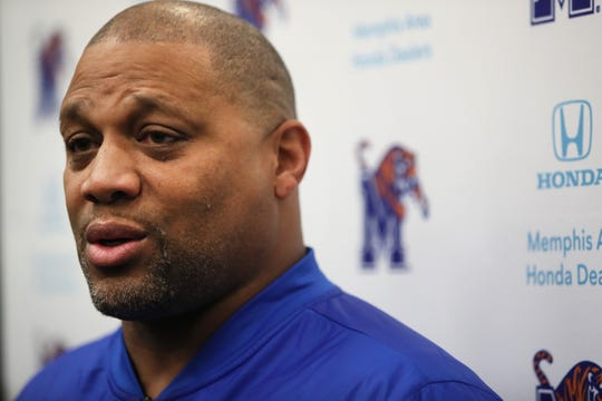 Deke Adams became the defensive line coach at Memphis earlier this month. Now, he's relocating to Starkville to become Mississippi State's defensive line coach.