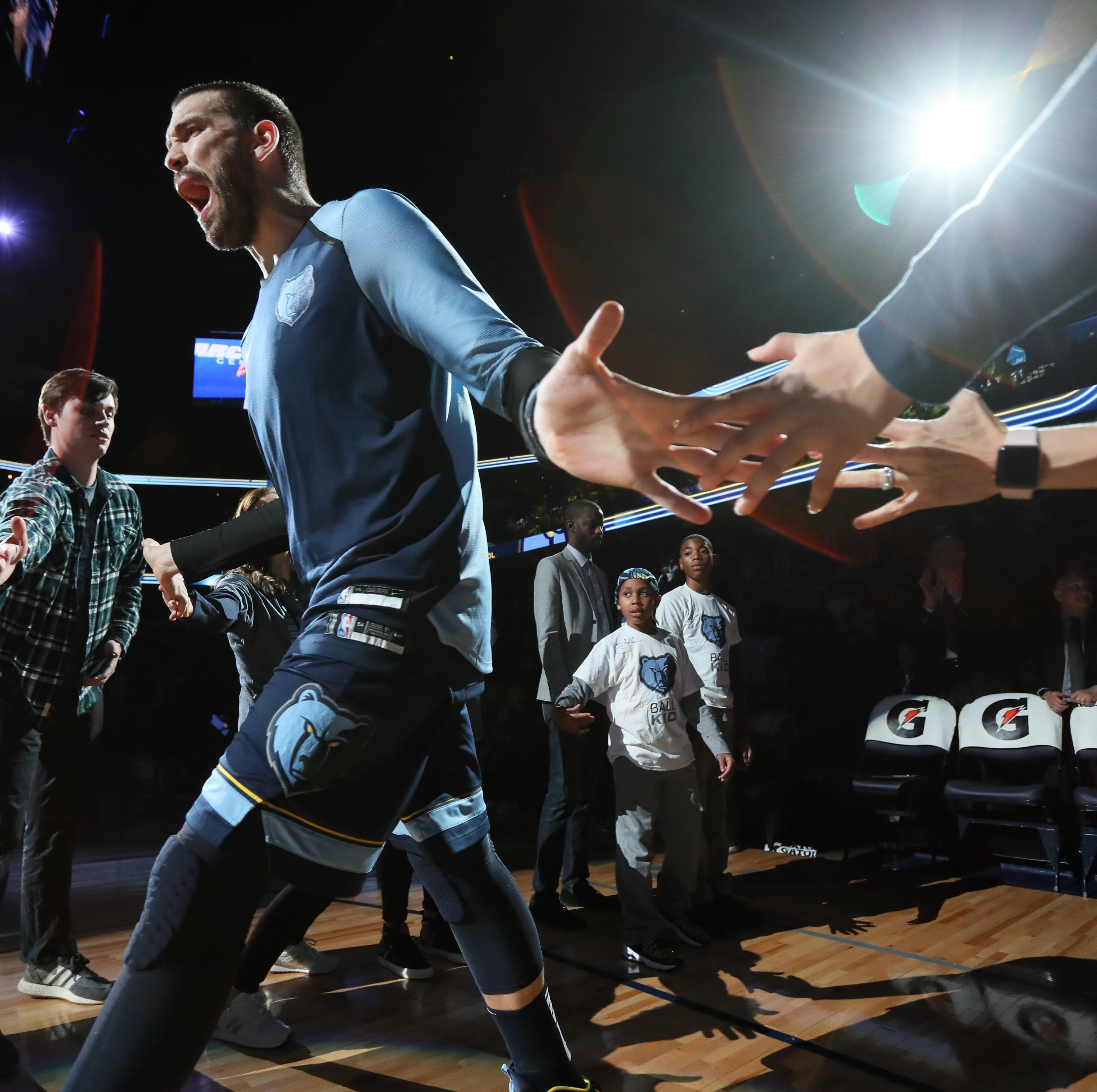Why the Memphis Grizzlies shouldn't trade Marc Gasol