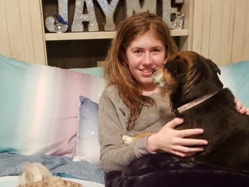 911 call log reveals details of Jayme Closs' escape from Jake Patterson