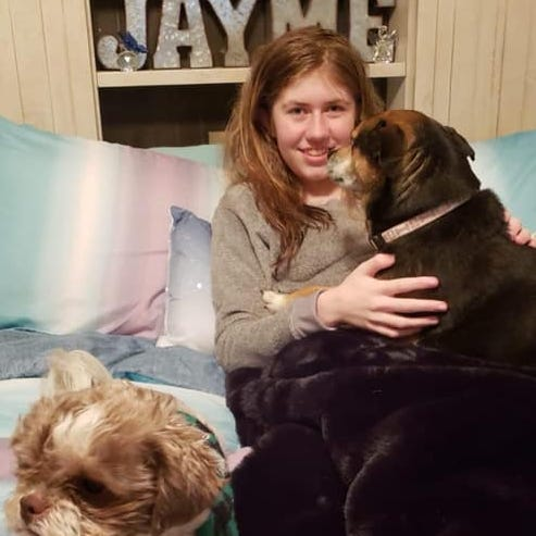 911 call log reveals details of Jayme Closs' escape from Jake Thomas Patterson
