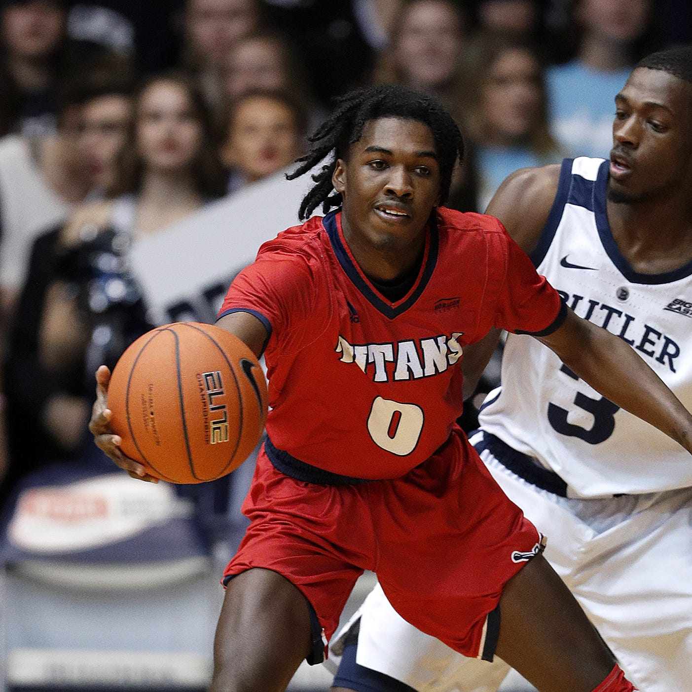 Detroit Mercy's Antoine Davis went from unknown to NCAA's leading scorer