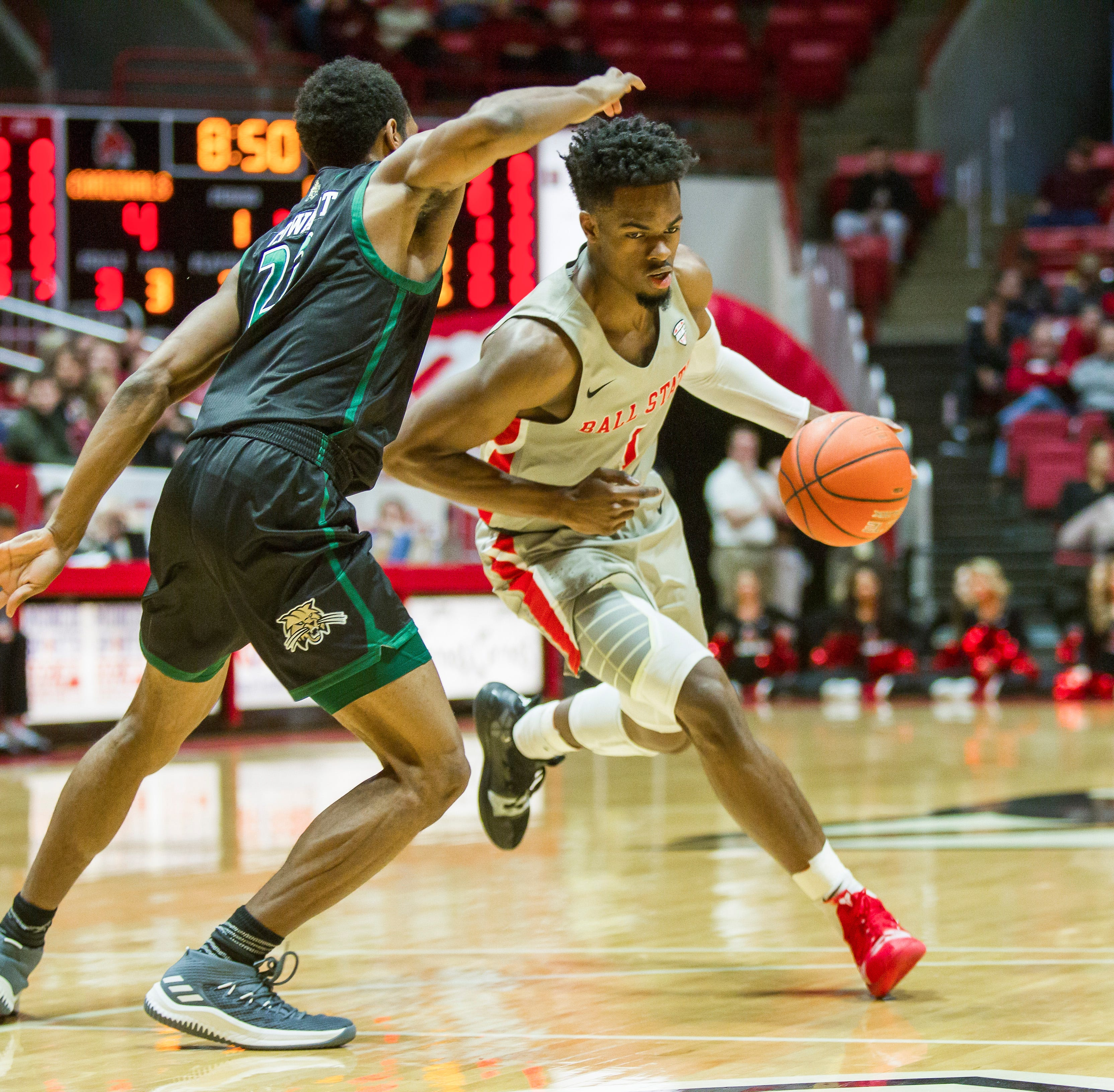 Ball State basketball has some soul-searching to do after lopsided home loss to Ohio